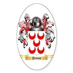 Pintus Sticker (Oval)