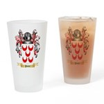 Pinter Drinking Glass