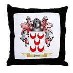 Pinter Throw Pillow