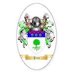 Pino Sticker (Oval 50 pk)