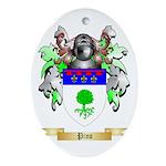 Pino Oval Ornament