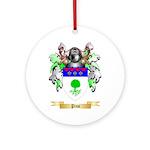 Pino Round Ornament