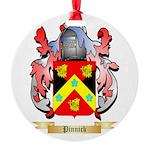Pinnick Round Ornament