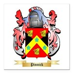 Pinnick Square Car Magnet 3