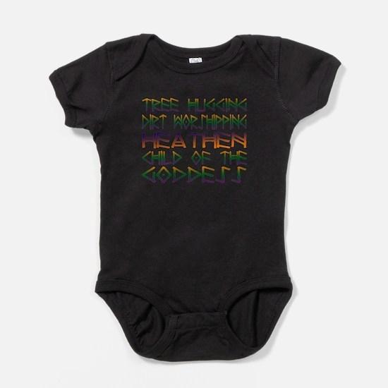 Cute Magick Baby Bodysuit