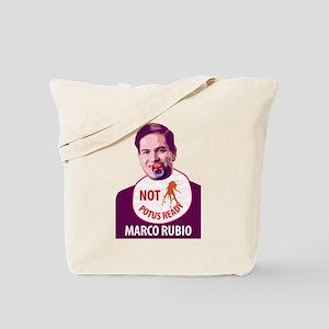 Marco Rubio Humor Tote Bag