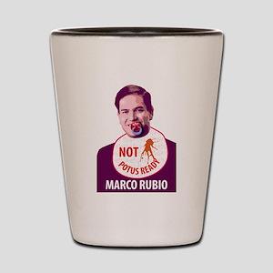 Marco Rubio Humor Shot Glass