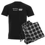 Bathing Beauty Men's Dark Pajamas