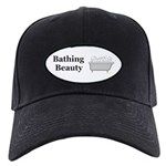 Bathing Beauty Black Cap
