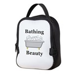 Bathing Beauty Neoprene Lunch Bag