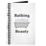 Bathing Beauty Journal