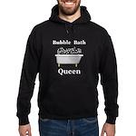 Bubble Bath Queen Hoodie (dark)