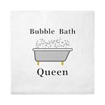 Bubble Bath Queen Queen Duvet