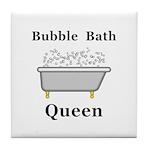 Bubble Bath Queen Tile Coaster