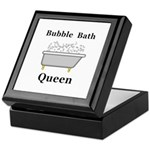Bubble Bath Queen Keepsake Box