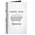 Bubble Bath Queen Journal