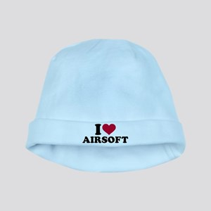 I love Airsoft baby hat