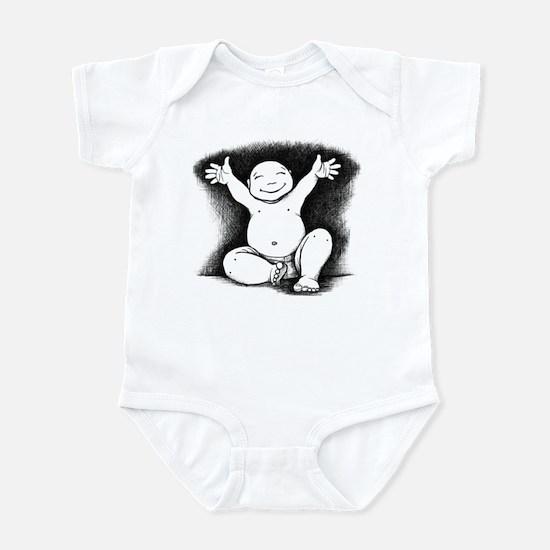 Buddha Baby Infant Bodysuit