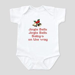 Christmas Baby Infant Bodysuit