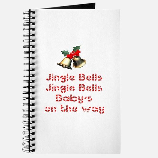 Christmas Baby Journal