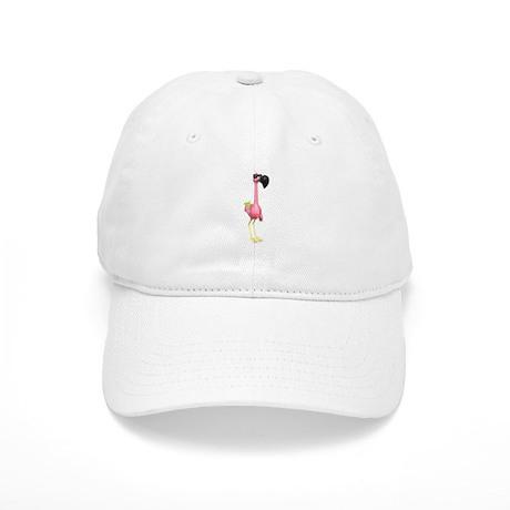 Funny Tropical Flamingo Baseball Cap by doonidesigns ca08491073b