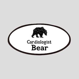 Cardiologist Bear Patch