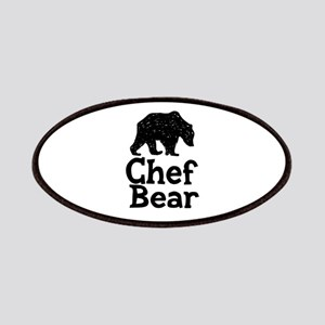 Chef Bear Patch