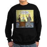 Clean Desk Policy Sweatshirt (dark)