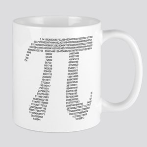 pi in numbers Mugs