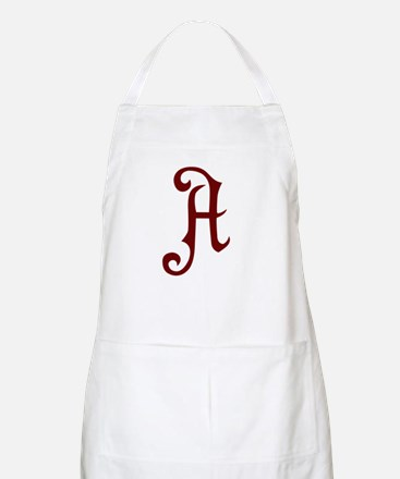 A is for... Apron