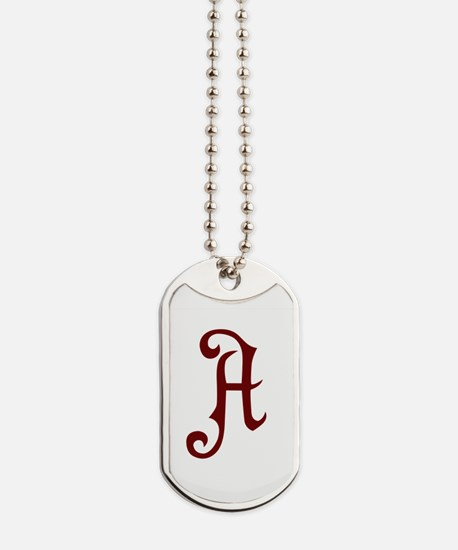 A is for... Dog Tags
