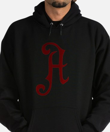 A is for... Hoodie (dark)