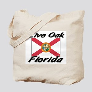 Live Oak Florida Tote Bag