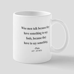 Plato 9 Mug