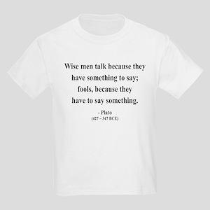 Plato 9 Kids Light T-Shirt