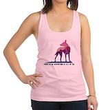 Australian cattle dog Womens Racerback Tanktop