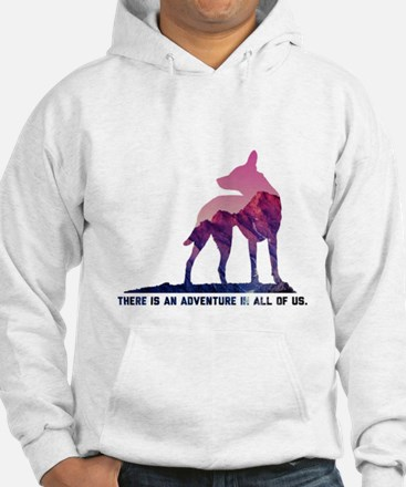 There is Adventure in all of us! Hoodie