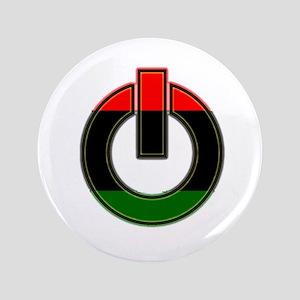 Black Power!! Button