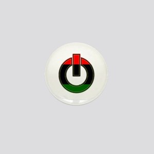 Black Power!! Mini Button