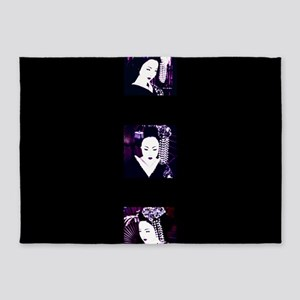 "Geisha by ""Chole 5'x7'Area Rug"