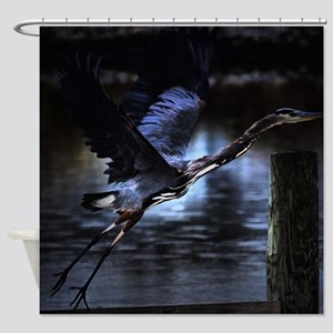 I'm Outta Here! Shower Curtain