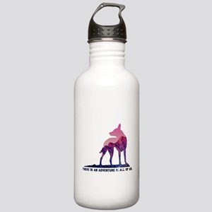There is Adventure in all of us! Water Bottle