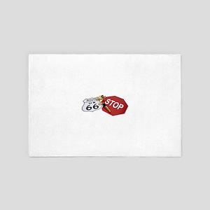GettingDirection091209 4' x 6' Rug