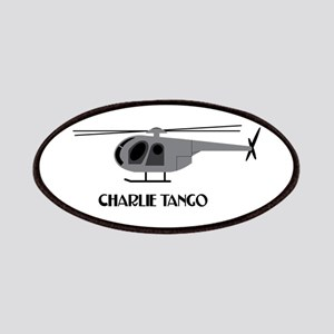 Charlie Tango Chopper Patch