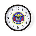 USS Telfair (APA 210) Wall Clock