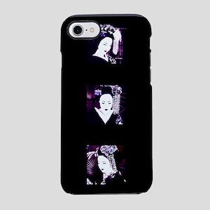 """Geisha by """"Chole iPhone 8/7 Tough Case"""