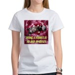No Bed of Roses T-Shirt