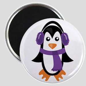 Winter Penguin Magnets