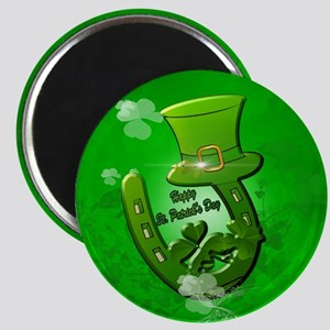 Happy St. Patrick's Day Magnets