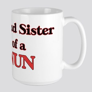 Proud Sister of a Nun Mugs